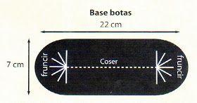 Patrones Crochet, Manualidades y Reciclado: 2 MODELOS DE BOTAS PARA TEJER A CROCHET CON BUENA EXPLICACION