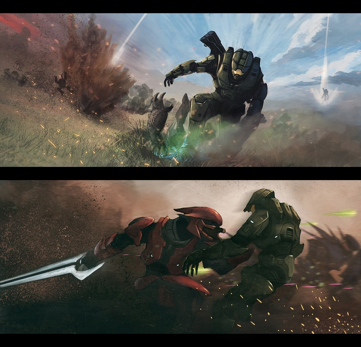 1000 Ideas About Halo Spartan On Pinterest Master Chief
