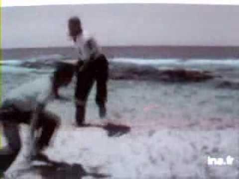 Capoeira Angola 1963 Mestre Pasthina