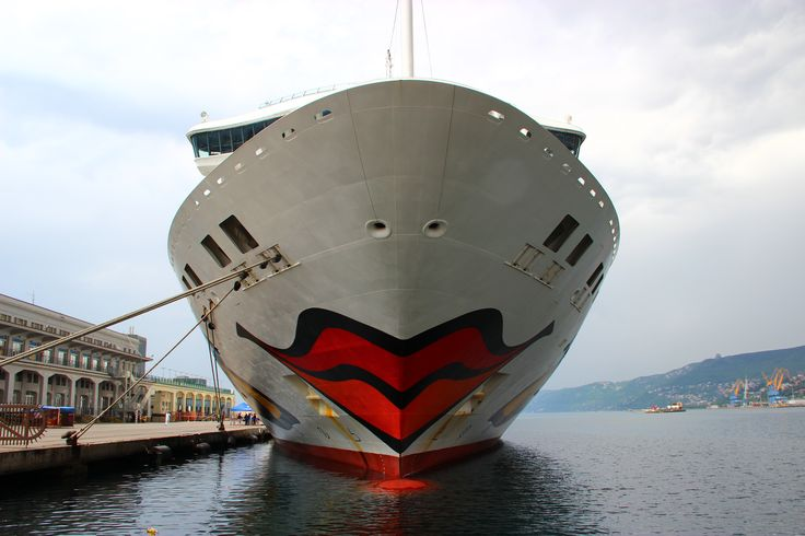 #AIDAaura #Triest #AIDA #AIDACruises #Kreuzfahrt #cruise #Kreuzfahrtberater #Reise #Urlaub #travel #Schiff #Kreuzfahrtschiff #ship