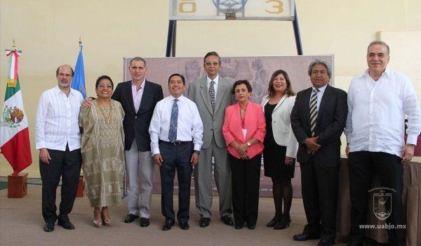 Lic Eduardo Martínez Helmes rinde su tercer informe de actividades