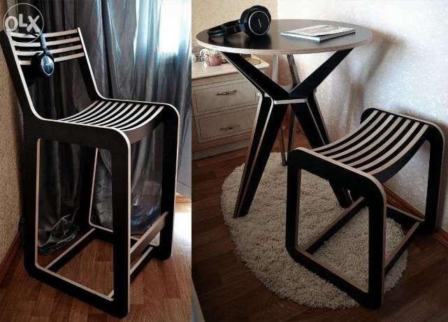 Мебель из фанеры Одесса - изображение 1
