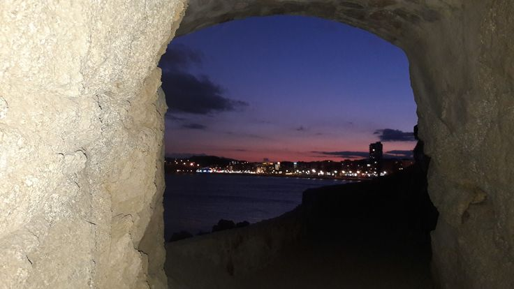 Lloret de Mar...sunset 💜💜😄