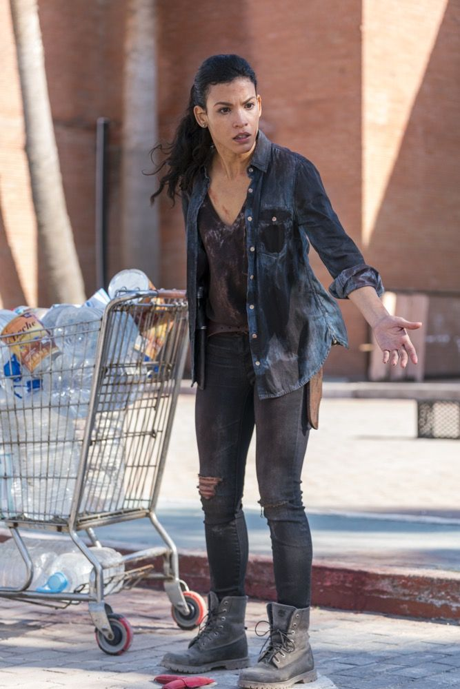 'Fear The Walking Dead' Season 2, Episode 9, Los Muertos