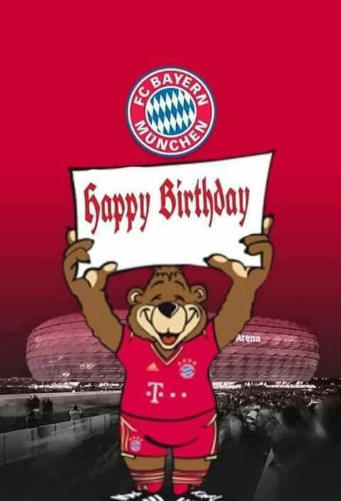 Bayern Geburtstag