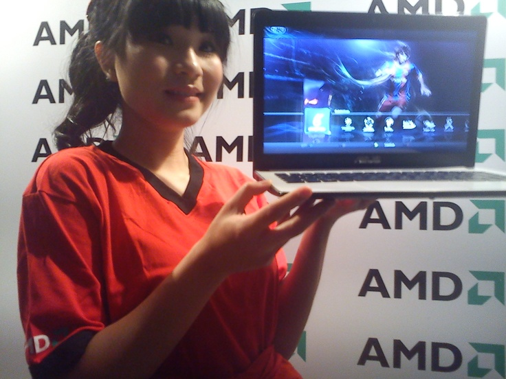 Asus SlimBook With AMD