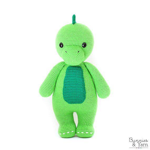 Crochet pattern Spot   Patrones amigurumi, Patrón dinosaurio y ...   570x570