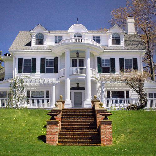 : Future Houses, White Houses, Dreams Home, Decor Ideas, Dreams Houses, Dream Homes, Houses Ideas, Houses Decor, Houses Design