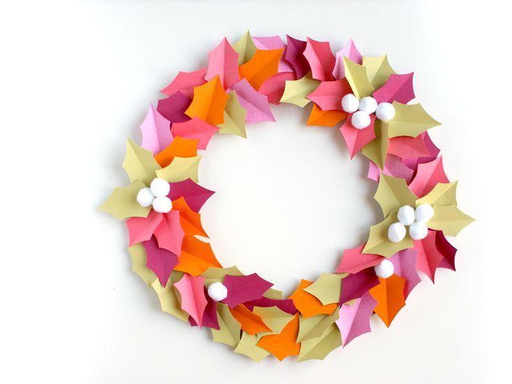 1000 id es sur le th me couronnes de fleurs en papier sur pinterest couronnes de papier. Black Bedroom Furniture Sets. Home Design Ideas