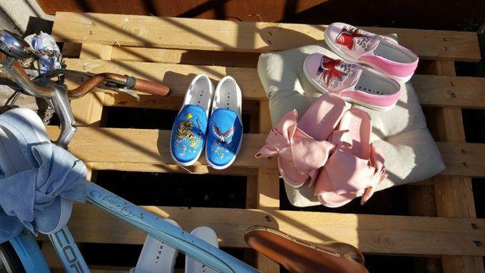 Joshua Sanders , la scarpa perfetta per una primavera estate divertente e comoda