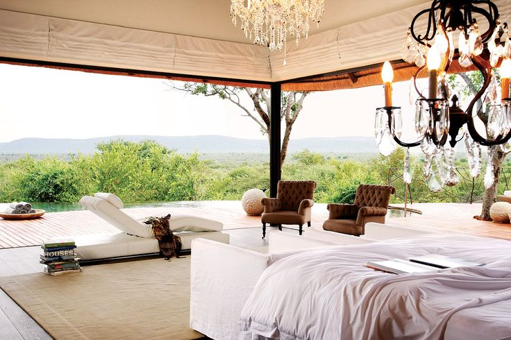 Escape to paradise at this heavenly South African game lodge