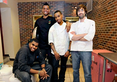 Chef Roble' & Co. on Bravo  MY NEPHEWS BEST FRIEND!!  We love Roble'!!