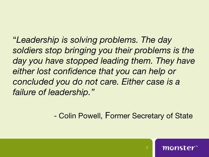Inspirational Bosses Day Quotes: See Monster's 10 Inspirational Leadership Quotes Here