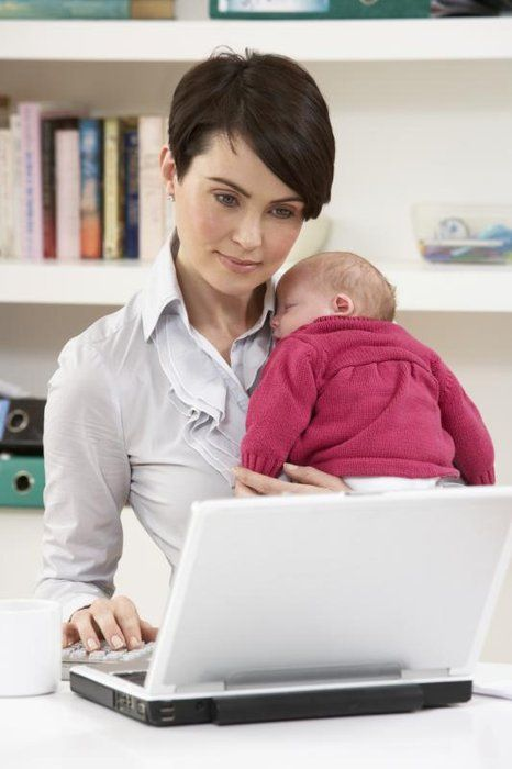 What to Do When Your Job Doesn't Offer Maternity Leave Pay