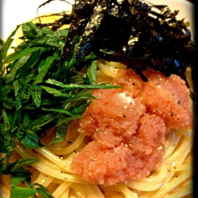 久しぶりに作ったけど、やっぱりめちゃ美味でした( ^ω^ ) - 16件のもぐもぐ - 明太子クリームパスタ by hitoko