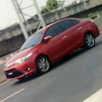 2014 Toyota Corolla Spotted on Asian Roads.