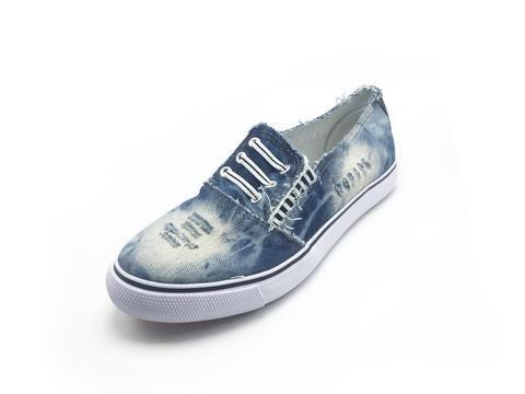 Espadrilky denim | 2 barvy | a017 - SapaBay - Maloobchod, kvalitní obuv, levné boty