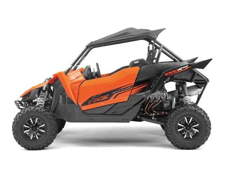 New 2017 Yamaha YXZ1000R SS Blaze Orange/Black ATVs For Sale in Florida. 2017 Yamaha YXZ1000R SS Blaze Orange/Black, GRAB A GEAR<p>The new YXZ1000R SS puts pure sport performance at your fingertips with an all-new 5-speed sequential Sport Shift (SS) transmission with automatic clutch.</p> Features may include: <li>All-New Yamaha Sport Shift 5-Speed Sequential Shift Transmission</li><p>Yamaha breaks new ground with Yamaha Sport Shift, a sequential 5-speed manual transmission featuring Yamaha…
