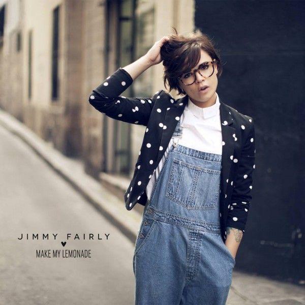 lunettes Jimmy Fairly & Make My Lemonade