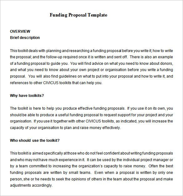Best 25+ Proposal writing sample ideas on Pinterest Proposal - fundraising proposal template