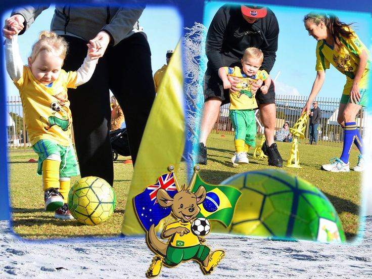 BRAZROOS Brazilian Soccer for Girls & Boys as young as 18 months old up to 13 years old  Term 3 = WINTER Soccer is about to start!!!  Places are LIMITED book your FREE trial or Enrol now: 0484 6565 965 or info@brazroos.com.au
