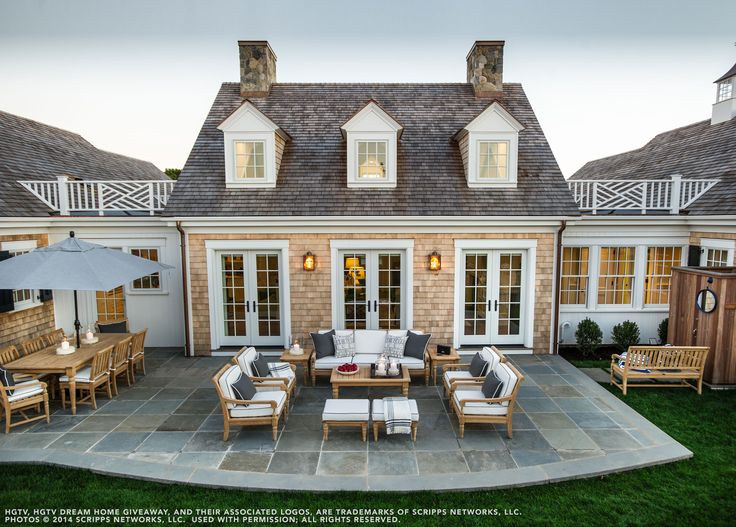 HGTV Dreamhome 2015   I Love This Ethan Allen Patio   The Lantern, The  Furniture