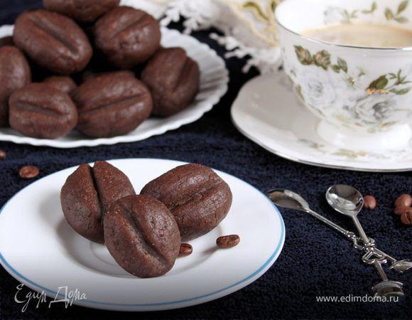 рецепт пирожного из геркулеса и кофе