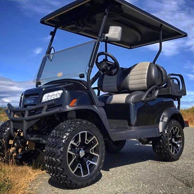 Drclaytonfrost S Gorgeous New Club Car Onward On Oem 12 Club Car Golf Cart Accessories Club Car Golf Cart Golf Carts