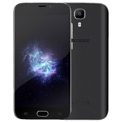 DOOGEE X9 PRO Smartphone 4G, Écran 5,5 Pouces, 16 Go ROM, Android 6.0, Double SIM, 8MP Caméra, 3000mAh) Téléphone Portable Debloqué…