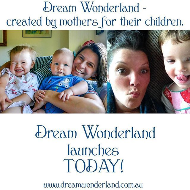 We are so excited to announce that Dream Wonderland is launched today! Support us and help us bring soothing sleep time music to mums & bubs everywhere. Click profile link to our Indiegogo crowdfunding campaign. #dreamwonderland #babysleep #kidssleep #lullabymusic #babylullaby #newbornsleep #gotosleepbaby #gotosleepchild #goodnightsleeptight