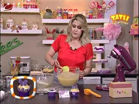 Kanaltürk - Tatlı Sürprizler 1.Kısım (Şeker Kurabiye-Lohusa Şerbeti) - YouTube