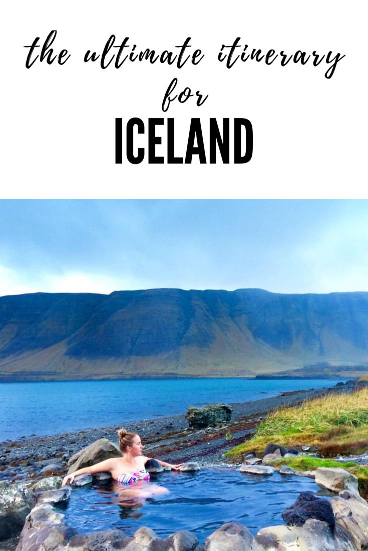 The ultimate guide to exploring Iceland: http://www.sevencontinentssasha.com/iceland-ring-road-itinerary-guide/