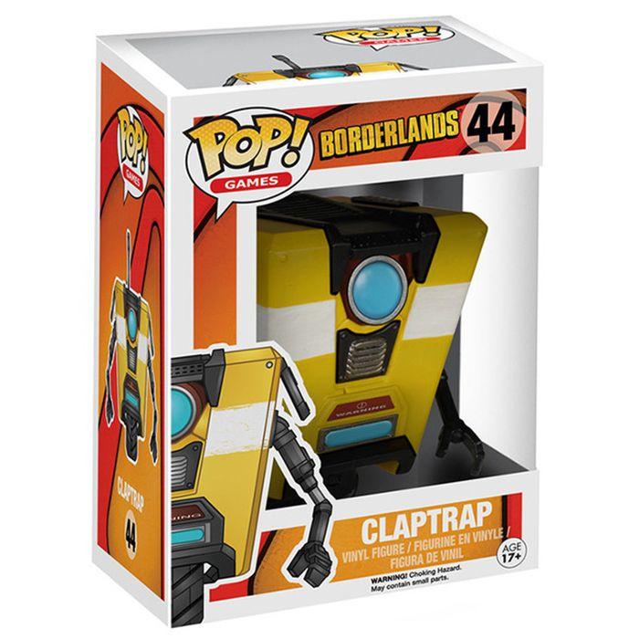 Figurine Claptrap (Borderlands) - Funko Pop http://figurinepop.com/claptrap-borderlands-funko