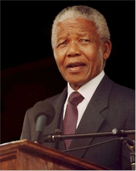 Nelson Mandela  - As a living legend....served as President of South Africa from 1994 to 1999, and was the first South African president to be elected in a fully representative democratic election. Before his presidency, Mandela was an anti-apartheid activist, and the leader of Umkhonto we Sizwe, the armed wing of the African National Congress (ANC). In 1962 he was arrested and convicted of sabotage and other charges, and sentenced to life in prison. Mandela served 27 years in prison…