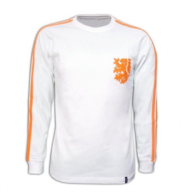Nederland voetbalshirt WK 1974 (uitshirt)