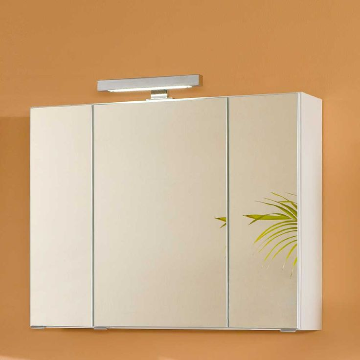 Badezimmer Spiegelschrank in Weiß 3D Jetzt bestellen unter: https://moebel.ladendirekt.de/bad/badmoebel/spiegelschraenke/?uid=4b041bd3-e510-5972-92f2-2209939976dc&utm_source=pinterest&utm_medium=pin&utm_campaign=boards #badezimmerkommode #bad #beistellschrank #spiegelschrank #spiegelschraenke #badschrank #badmoebel #badspiegelschrank #spiegel #badeschrank #lichtspiegelschrank #badezimmerspiegelschrank #badezimmer