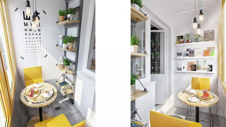jak urządzić mały balkon,balkon z żółtymi dodatkami,żółte ramy okienne,pólka na doniczki na balkonie,dekoracyjna półka z doniczkami,pomysłowy mały balkon w bloku,mały kącik wypoczynkowy na balkonie,żółte krzesła na balkonie,aranżacja balkonu w bloku