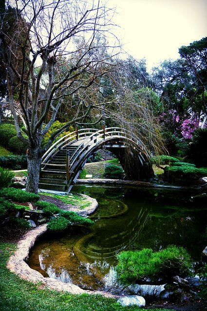 Huntington Japanese Botanical Garden / Huntington Library / San Marino / Los Angeles / CA, USA