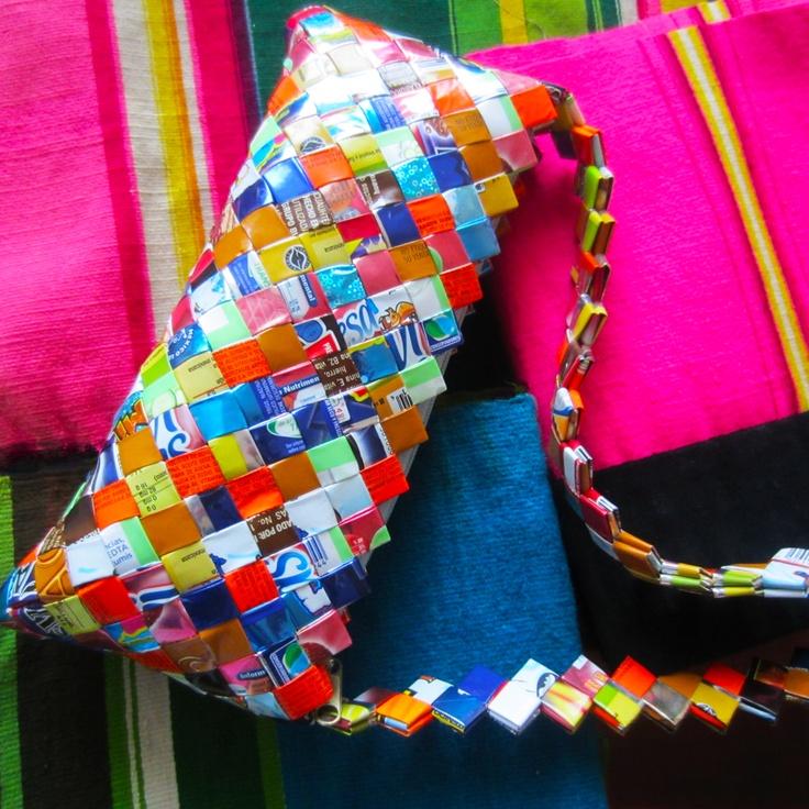PIUECO - paper bag Mexico | torba z papieru Mexico