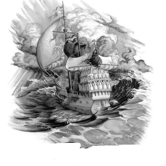 Днем рождения, картинки пиратская тема тюремные
