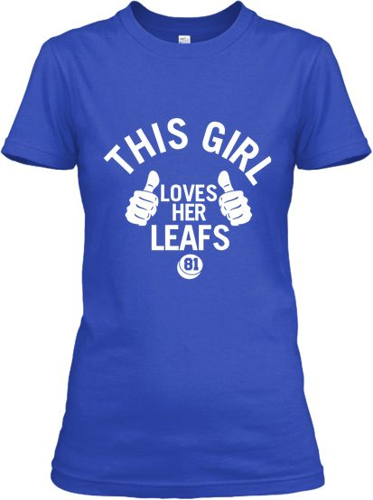 Limited Edition ''Ladies Leafs Fans'' | Teespring Toronto Maple Leafs