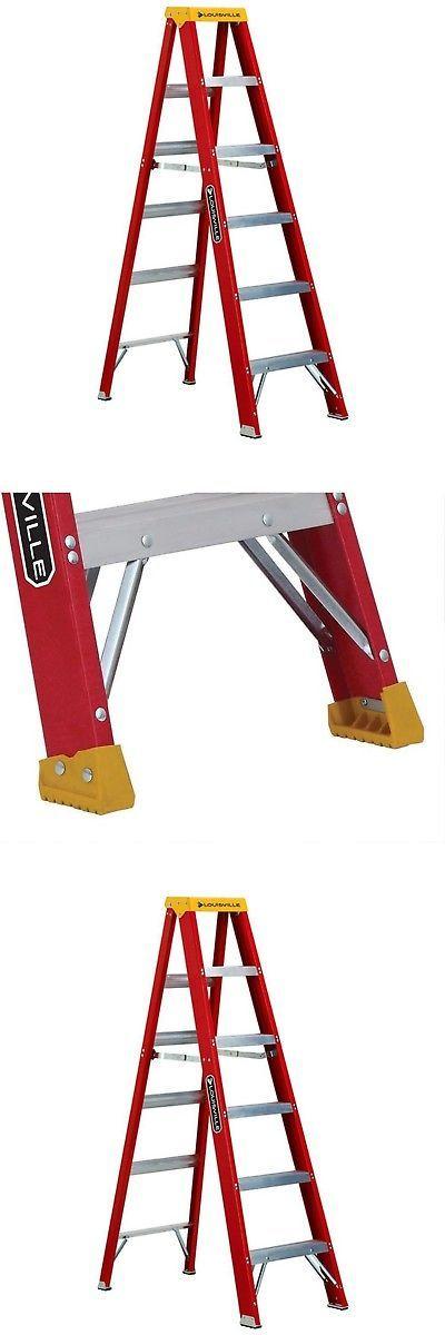 Ladders 112567: Louisville L-3016-08 8 Ft. Type Ia Duty Rating 300 Lbs. Load Capacity Fibergl... -> BUY IT NOW ONLY: $119.99 on eBay!