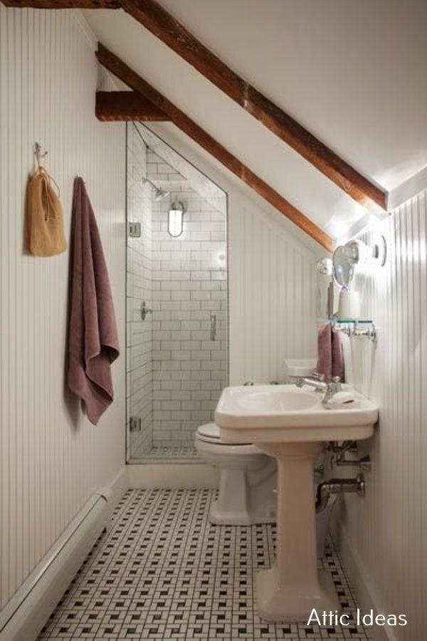 Attic Ideas Window Small Attic Bathroom Attic Bathroom Attic Master Bedroom