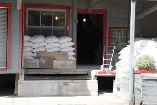 Ontario's artisan flour industry is alive and well in London. This is the Arva Flour Mill, worth a trip!