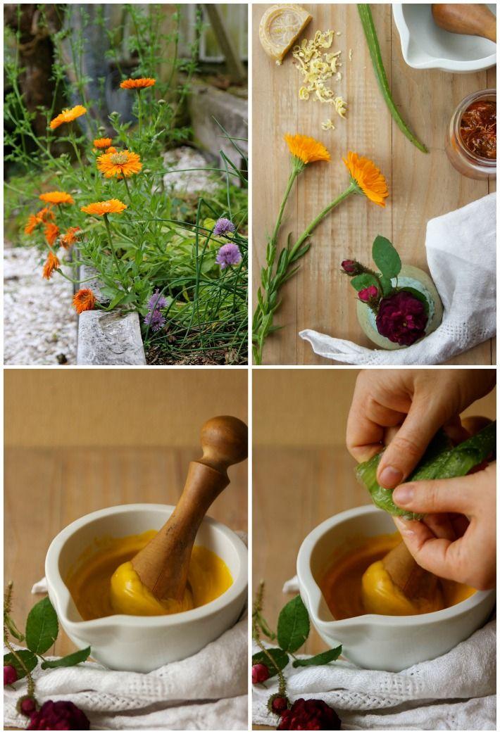 Rose & Calendula Hand Cream