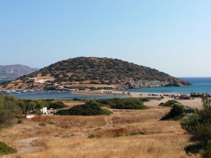 Attica peninsula, Greece.