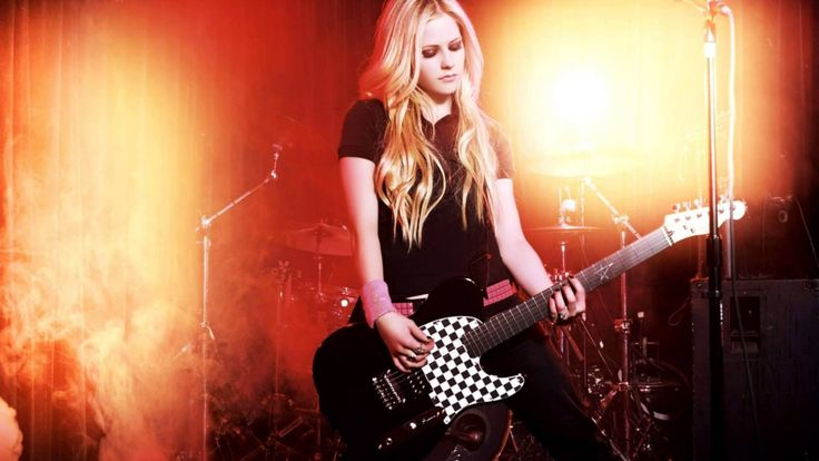 Avril Lavigne - I Don't Have To Try (Official Instrumental) [High Quality]