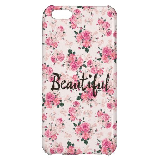 #Beautiful #Elegant #Pink #Vintage #Floral #Pattern #Typography #girly from @girly_road