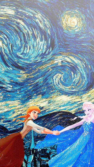 Let it Gogh<-------I see what you did there *snap snap snap snap snap*