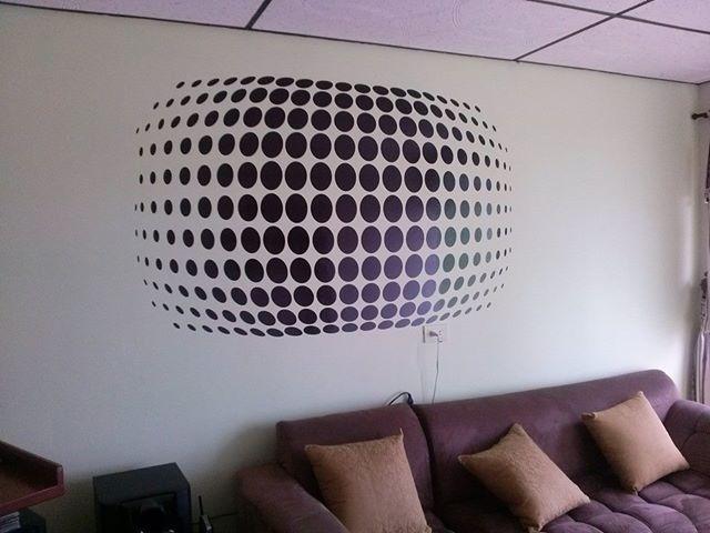 Diseños Geométricos para darle movimiento a tus espacios